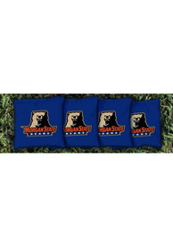 Morgan State Bears All-Weather Cornhole Bags Tailgate Game