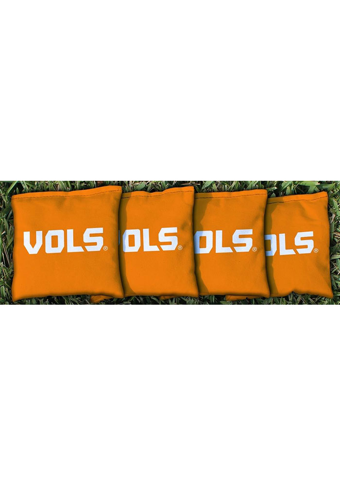 Tennessee Volunteers All-Weather Cornhole Bags Tailgate Game - Image 1