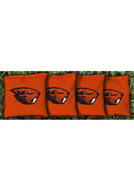 Oregon State Beavers All-Weather Cornhole Bags Tailgate Game