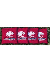 South Alabama Jaguars All-Weather Cornhole Bags Tailgate Game