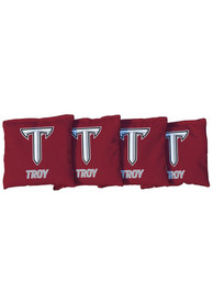 Troy Trojans All-Weather Cornhole Bags Tailgate Game