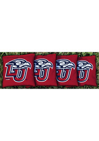 Liberty Flames All-Weather Cornhole Bags Tailgate Game
