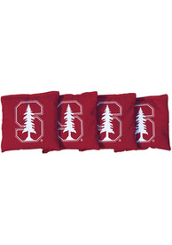 Stanford Cardinal All-Weather Cornhole Bags Tailgate Game