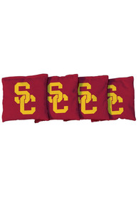 USC Trojans All-Weather Cornhole Bags Tailgate Game