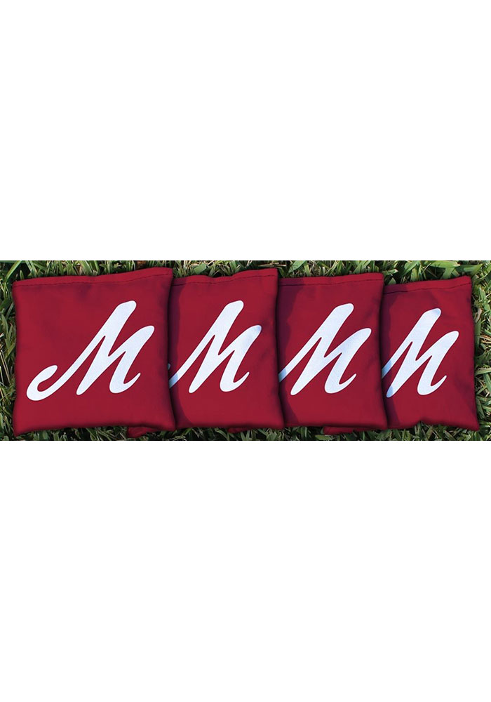 Muhlenberg College All-Weather Cornhole Bags Tailgate Game - Image 1