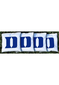 Duke Blue Devils All-Weather Cornhole Bags Tailgate Game