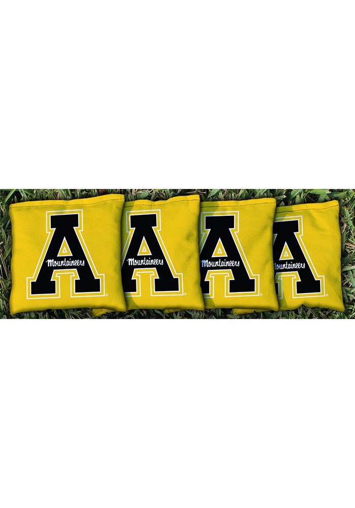 Appalachian State Mountaineers All-Weather Cornhole Bags Tailgate Game - Image 1