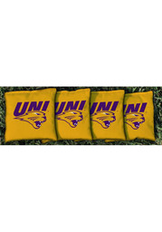 Northern Iowa Panthers All-Weather Cornhole Bags Tailgate Game