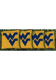 West Virginia Mountaineers All-Weather Cornhole Bags Tailgate Game