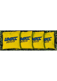 UMKC Roos All-Weather Cornhole Bags Tailgate Game