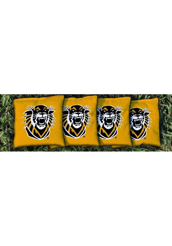 Fort Hays State Tigers All-Weather Cornhole Bags Tailgate Game - Image 1