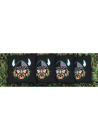 Cleveland State Vikings Corn Filled Cornhole Bags Tailgate Game
