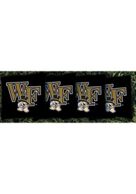 Wake Forest Demon Deacons Corn Filled Cornhole Bags Tailgate Game