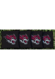 CSU Chico Wildcats Corn Filled Cornhole Bags Tailgate Game