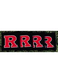 Rutgers Scarlet Knights Corn Filled Cornhole Bags Tailgate Game