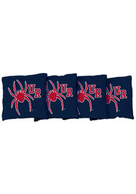 Richmond Spiders Corn Filled Cornhole Bags Tailgate Game