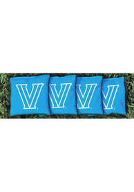 Villanova Wildcats Corn Filled Cornhole Bags Tailgate Game
