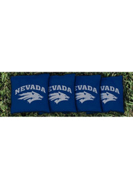 Nevada Wolf Pack Corn Filled Cornhole Bags Tailgate Game