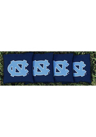 North Carolina Tar Heels Corn Filled Cornhole Bags Tailgate Game