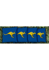 UMKC Roos Corn Filled Cornhole Bags Tailgate Game