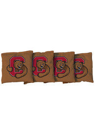 Cornell Big Red Corn Filled Cornhole Bags Tailgate Game