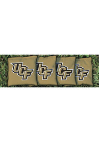 UCF Knights Corn Filled Cornhole Bags Tailgate Game