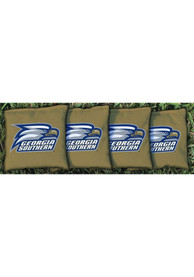 Georgia Southern Eagles Corn Filled Cornhole Bags Tailgate Game