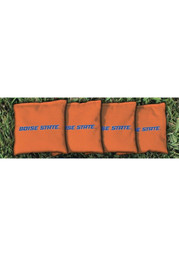 Boise State Broncos Corn Filled Cornhole Bags Tailgate Game