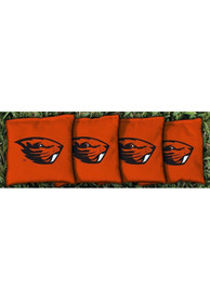 Oregon State Beavers Corn Filled Cornhole Bags Tailgate Game