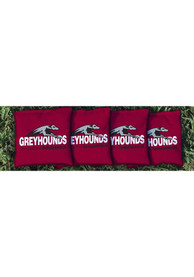 Indianapolis Greyhounds Corn Filled Cornhole Bags Tailgate Game