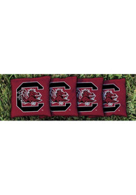 South Carolina Gamecocks Corn Filled Cornhole Bags Tailgate Game