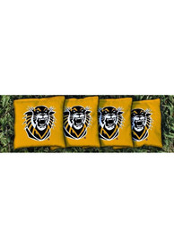 Fort Hays State Tigers Corn Filled Cornhole Bags Tailgate Game