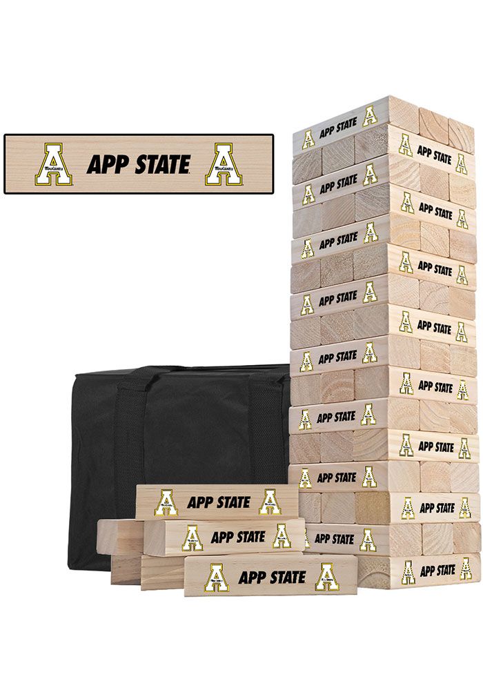 Appalachian State Mountaineers Tumble Tower Tailgate Game - Image 1