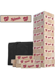 Washington Nationals Tumble Tower Tailgate Game