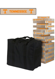 Tennessee Volunteers Giant Tumble Tower Tailgate Game