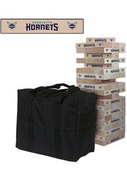 Charlotte Hornets Giant Tumble Tower Tailgate Game