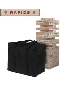 Colorado Rapids Giant Tumble Tower Tailgate Game