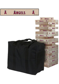 Los Angeles Angels Giant Tumble Tower Tailgate Game