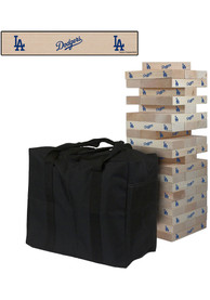 Los Angeles Dodgers Giant Tumble Tower Tailgate Game