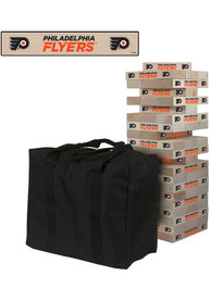 Philadelphia Flyers Giant Tumble Tower Tailgate Game