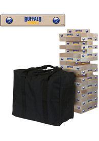 Buffalo Sabres Giant Tumble Tower Tailgate Game