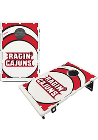 UL Lafayette Ragin' Cajuns Baggo Bean Bag Toss Tailgate Game