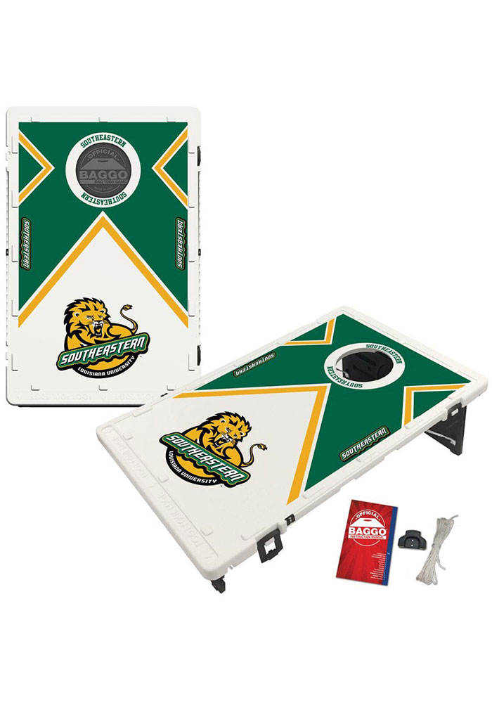 Southeastern Louisiana Lions Baggo Bean Bag Toss Tailgate Game - Image 1