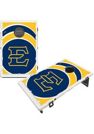 East Tennesse State Buccaneers Baggo Bean Bag Toss Tailgate Game