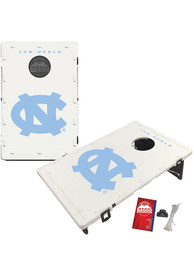 North Carolina Tar Heels Baggo Bean Bag Toss Tailgate Game