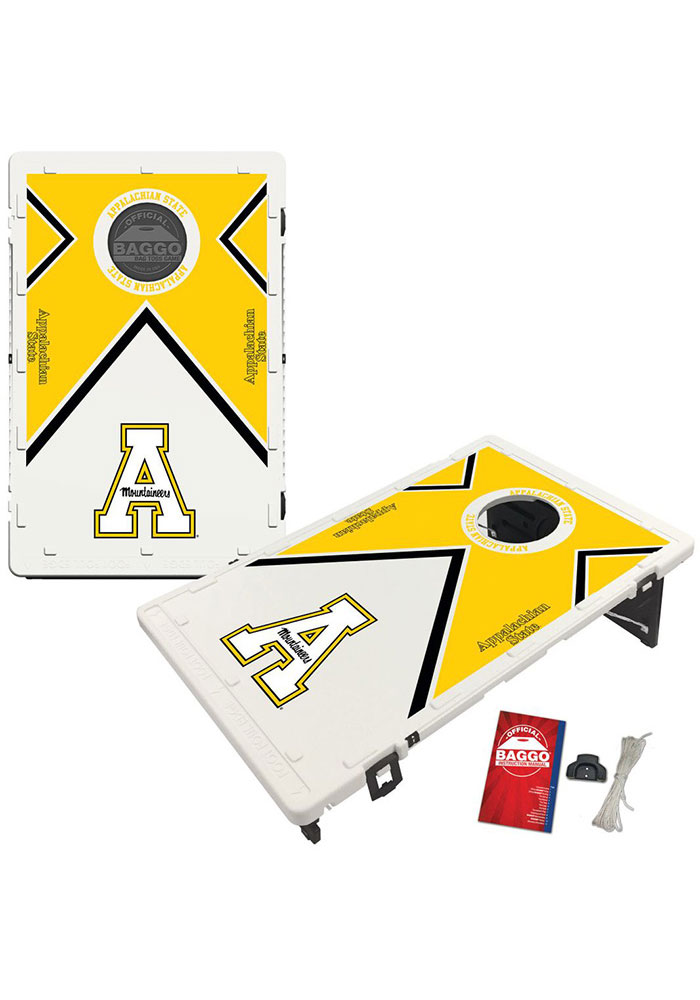 Appalachian State Mountaineers Baggo Bean Bag Toss Tailgate Game - Image 1