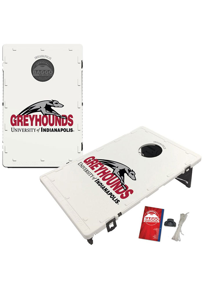 Indianapolis Greyhounds Baggo Bean Bag Toss Tailgate Game - Image 1