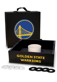 Golden State Warriors Washer Toss Tailgate Game