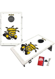 Wichita State Shockers Baggo Bean Bag Toss Tailgate Game