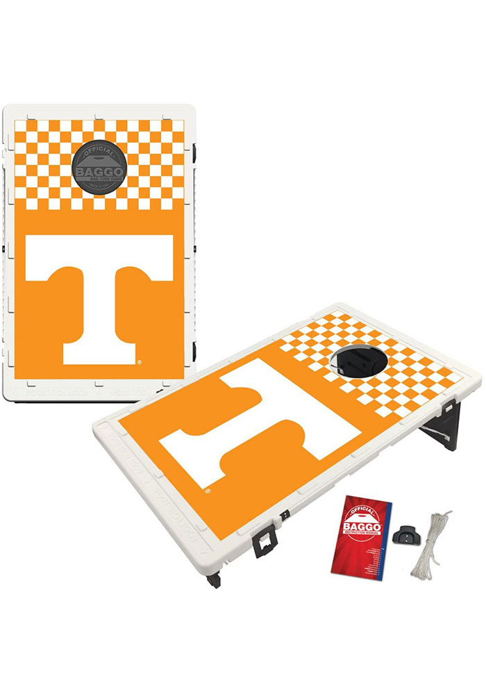 Tennessee Volunteers Baggo Bean Bag Toss Tailgate Game - Image 1